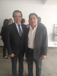 Enrique González Prada-Director Recursos y Finanzas GSD y Álvaro Jiménez